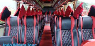 Daftar Harga Sewa Bus Pariwisata di Blitar Murah