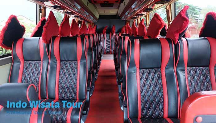 Harga Sewa Bus Pariwisata Di Blitar Murah 2020 Indo Wisata Tour