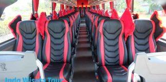 Daftar Harga Sewa Bus Pariwisata di Bondowoso Murah