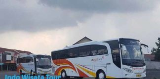 Daftar Harga Sewa Bus Pariwisata di Depok Murah