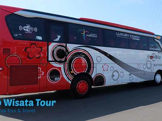 Daftar Harga Sewa Bus Pariwisata di Kediri Murah