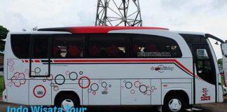 Daftar Harga Sewa Bus Pariwisata di Lamongan Murah