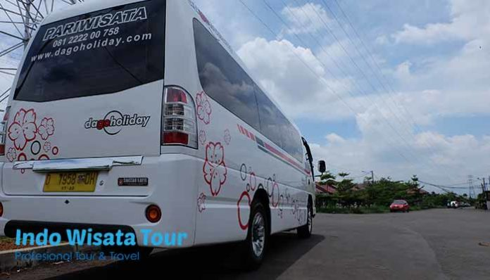 Daftar Harga Sewa Bus Pariwisata di Lumajang Murah