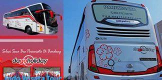 Daftar Harga Sewa Bus Pariwisata di Madiun Murah
