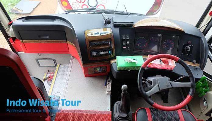 Daftar Harga Sewa Bus Pariwisata di Nganjuk Murah