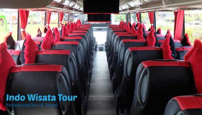 Daftar Harga Sewa Bus Pariwisata di Pacitan Murah