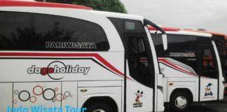Daftar Harga Sewa Bus Pariwisata di Pamekasan Murah