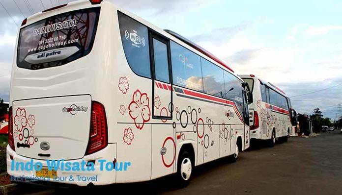Daftar Harga Sewa Bus Pariwisata di Pasuruan Murah