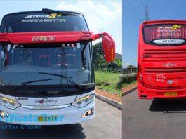 Daftar Harga Sewa Bus Pariwisata di Ponorogo Murah