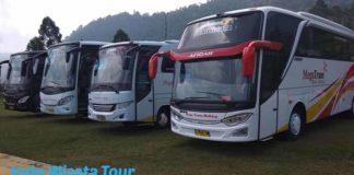Daftar Harga Sewa Bus Pariwisata di Tangerang Murah
