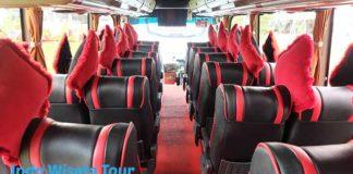 Daftar Harga Sewa Bus Pariwisata di Tulungagung Murah